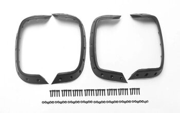 RC4WD Z-S2017 Tough Armor Kotflügelverbreiterungen für RC4WD Chevy Blazer Karosserie
