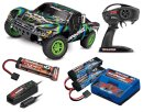 Traxxas TRX68054-1 Slash 4x4 Brushed 1/10 RTR TQ 2,4GHz...