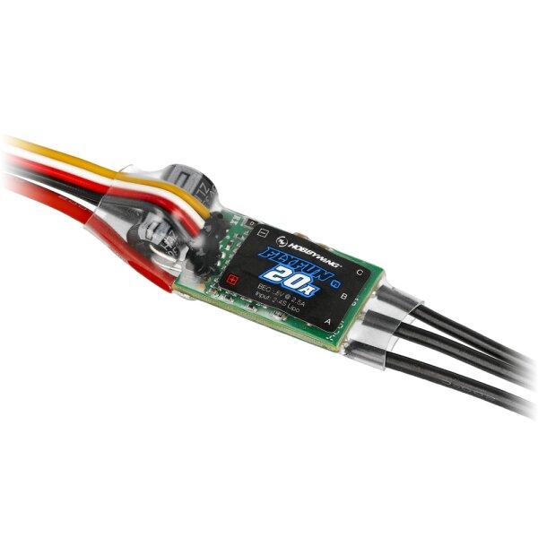 Hobbywing HW30202308 FlyFun V5 20A Regler 2-4s BEC