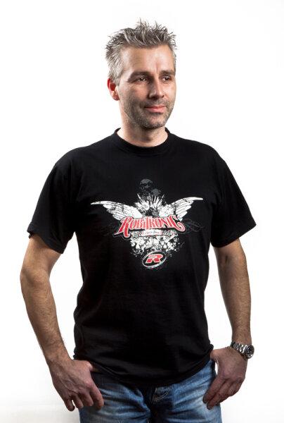 "Robitronic R20001XL Robitronic Grunged Shirt ""XL"" (190g)"