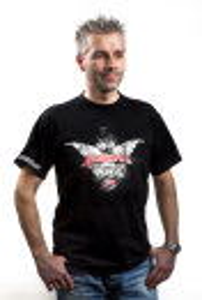 "Robitronic R20003XXL Robitronic Grunged Shirt - JQ Edition ""XXL"" (190g)"