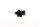 Axial AXIC1053 / AXA1053 Nylon-Sicherungssechskantmutter M3 Schwarz (10)