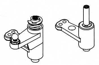 Robitronic R30160 Servo Saver Set ETC