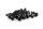 Axial AXIC0121 / AXA435 Sechskant-Gewindebohrer-Kopf M3x10mm Schwarz (10)