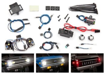 Traxxas TRX8090 LED-Lichtset-Scheinwerferset-Light...
