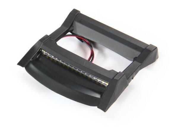 Traxxas TRX6796 Dach-Skid-Plate mit LED-Licht Beleuchtung für Rustler 4x4