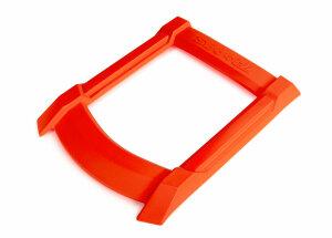 Traxxas TRX7817T Dach Skid-Platte orange (erfordert...
