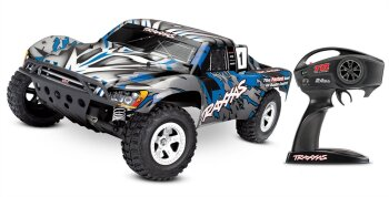 Traxxas TRX58024 Slash RTR 1/10 Short Course Truck TQ...