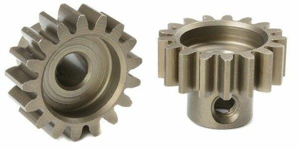 TeamCorally C-71515 32DP Motorritzel Stahl gehärtet 15 Zähne 3,2mm Welle für Arrma AR310421