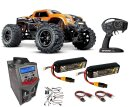 Traxxas 77086-4 X-Maxx 8S mit Power-Pack 4 Brushless 1/5...