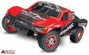 Traxxas TRX68086-4 Slash 1/10 4x4 Sparset 2 Brushless TQi...
