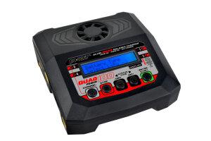 RC Plus RC-CHA-214 RC Plus - Power Quad 100 Charger - AC...
