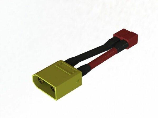 GForce GF-1301-089 Adapter XT90 Stecker auf T-Buchse für Arrma AR390195