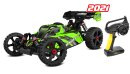 Team Corally C-00186 RADIX 4 XP - 1/8 Buggy EP - RTR -...