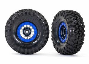 Traxxas TRX8182 Reifen auf Felge Method 105 1.9...
