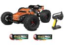 Team Corally C-00166 Sparset 5 JAMBO XP 6S - 1/8 Monster...