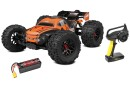 Team Corally C-00166 Sparset 6 JAMBO XP 6S - 1/8 Monster...