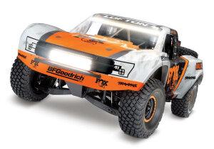 Traxxas TRX85076-4 Unlimited Desert Racer 4WD RTR...