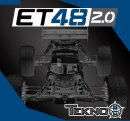 Tekno RC TKR9600 ET48 2.0 1-8th Competition Electric...