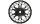 Proline 2763-03 ProLine Impulse Pro-Loc Felge mit grauen Ringen v/h (2 Stk.) X-Maxx
