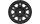 Proline 2769-03 ProLine Impulse 1.9 Plastik Internal Bead-Log Felge schwarz (2 Stk.)