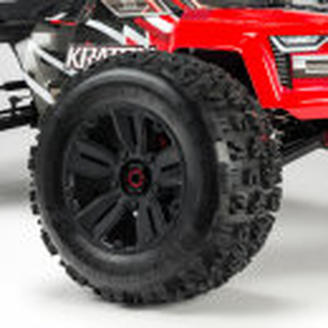 Arrma ARA8608V5 1/8 KRATON 6S V5 4WD BLX Speed Monster Truck with Spektrum Firma RTR