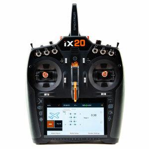 Spektrum SPMR20100EU iX20 20 Channel nur Fernbedienung - EU