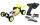 LOSI LOS01016 Mini-B, Brushed, RTR: 1/16 2WD Buggy