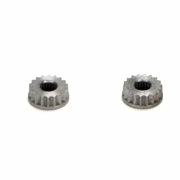 Losi LOSA99043 Metall-Servoarm-Einsatz, 25 Spline, Futaba (2)