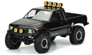 Proline 3466-00 1985 Toyotta HiLux SR5 Karo klar (Cab und...