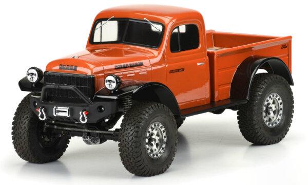 Proline 3499-00 ProLine 1946 Dodge Power Wagon Karo klar
