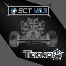Tekno RC TKR5507 SCT410.3 1-10th 4WD Competition Short...