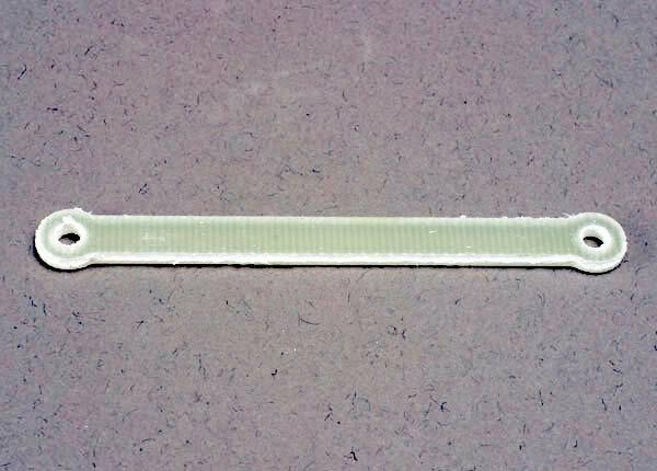 Traxxas Chrome Querlenkerstiftesatz mit Clips 44mm