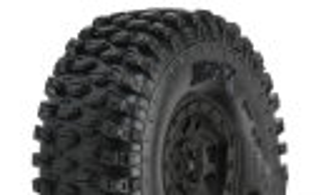 Proline 10128-10 Hyrax 1.9 G8 Rock Crawler Reifen auf Felge (2 Stk.)