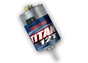 Traxxas TRX3785 Motor, Titan 12T  550
