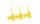 Proline Ersatz-Klebe-Spitzen (3) 6031-01