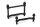 Proline 6087-00 verlängerte Karosseriehalter hinten-vorne für Slash 4x4